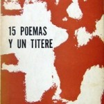 Tapa 15 poemas y un títere