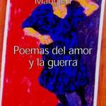 Tapa Poemas del amor y la guerra Mangieri